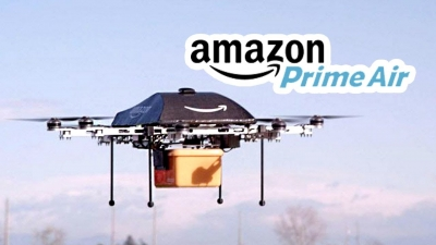Amazon Prime Air: la prima consegna con drone in USA